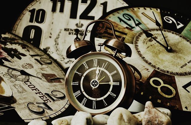 ukázka času